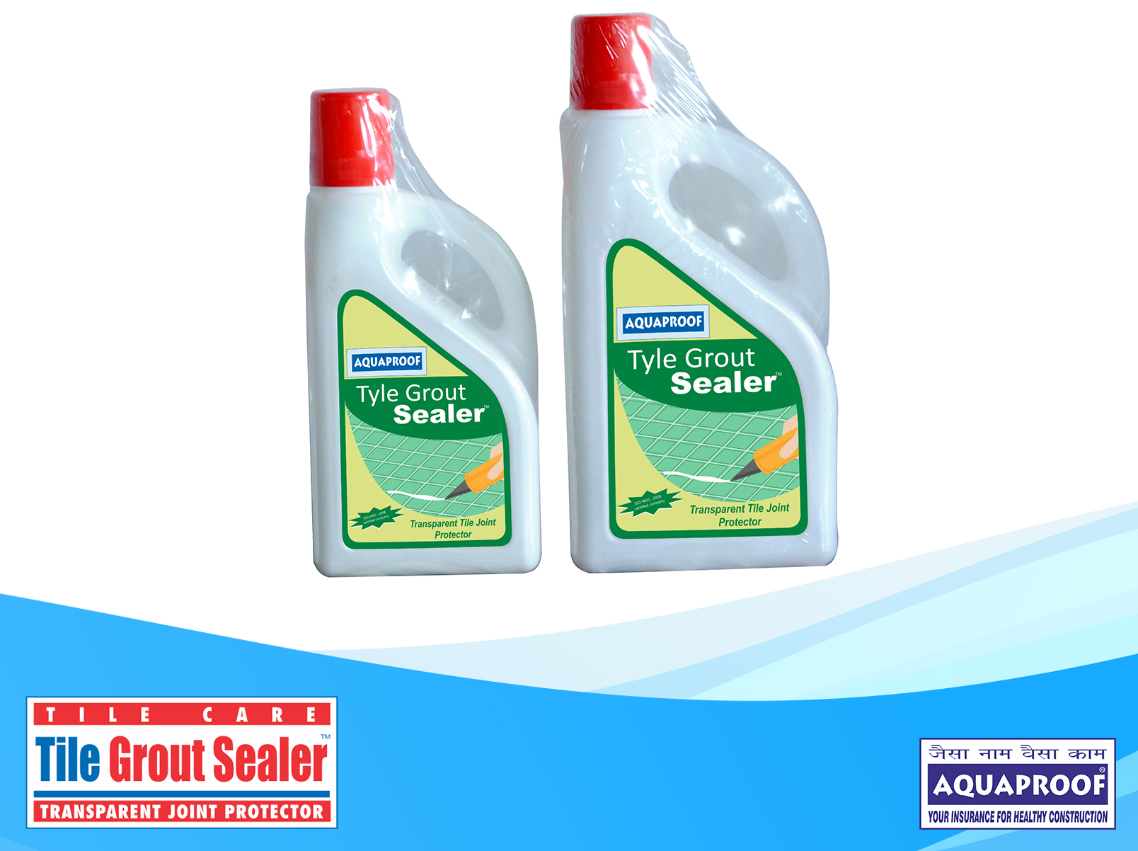 Tyle Grout Sealer